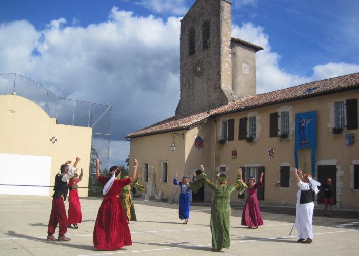 Visites guidées de l'abbaye de Lahonce